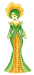 Corn Princess by Scuff-Scotch