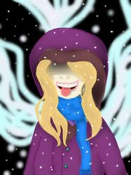 Let it Snow by anime-rulezzz