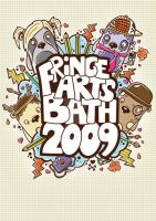 Fringe Arts Bath 2009 Poster by SuperFex