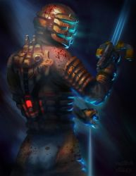Dead Space by DarkeDny