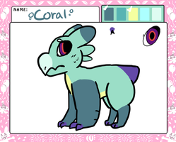 Coral (Wyngrow) by maddy-the-doggo