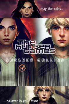 The Hunger Games Alt Cover by Fatal-Exodus