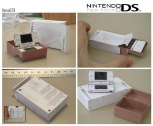 Paper DS: The Box by katsu333