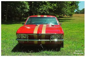 A Sharp Chevy Corvair by TheMan268