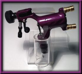 Rotary Tattoo Machine by Shine70