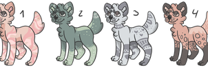 Free Adopts 2 {CLOSED} by ProblemVacancy
