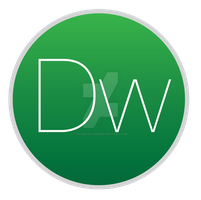 Dreamweaver Icon Update by hamzasaleem