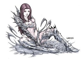 Witchblade Armor by Arciah