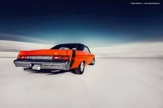 Orange Dart by AmericanMuscle
