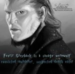 Fenrir Greyback by secretSWC