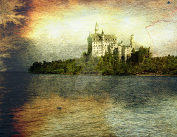 Castle By The Sea by KiaraJoy