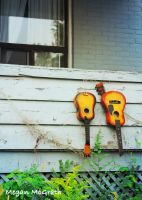 Guitar Decor by MissE11aneous
