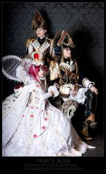 Trinity Blood: Albion. by Astarohime