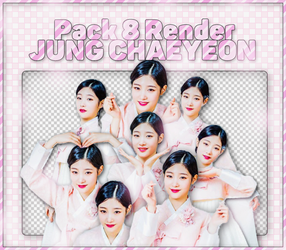 //12022017// Pack Render #121: Chaeyeon - DIA by BYjin-D