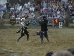 Sword fighting stock by Ghost-Rebel-Stock