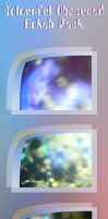 Colourful Obscured Bokeh Pack by goRillA-iNK