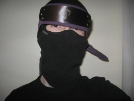 Me as a Sound Ninja by CrashyBandicoot