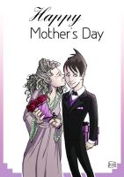 Happy Mother's Day, Miss Kapelput! by LauraFMeis