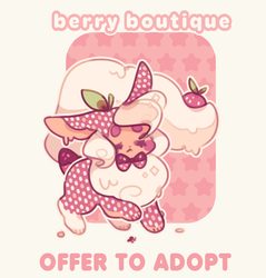 OTA - CLOSED: Berry Boutique by plushpon