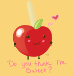Do You Think I'm Sweet? by prettypunkae