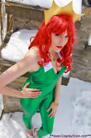 Mera by The-Cosplay-Scion