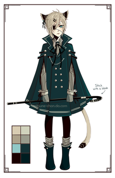 [CLOSED] Adoptable auction 01 by Aritsune-chan