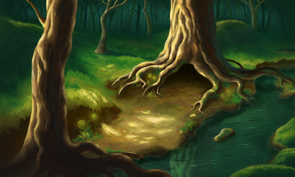 Emerald Forest by goodsirxv
