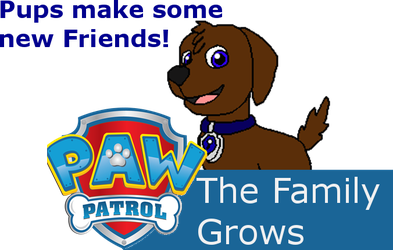 Paw Patrol- The Family Grows, Episode 01 by Wolf-Prince-Leon