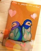 Piplup Booklet