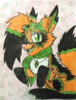 AT: Kimmaiey the Fox by XquiizitGam3r