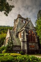 Saint Mary's Church by Princess-Amy