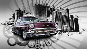 Chevrolet Bel Air Wallpaper 2 by GregKmk