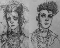 Sketches by elie-tamay