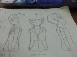 WIP Boboiboy cover photo FF by Xierally