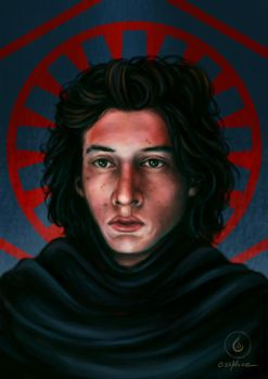 Kylo Ren by cssmuse