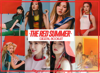 RED VELVET THE RED SUMMER PHOTO PACK by stardustresources