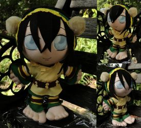 Commission, Plushie Toph by ThePlushieLady