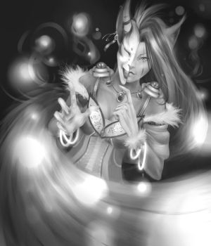Witch - Outcast Odyssey ( WIP ) by BannanaPower