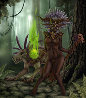 Witch Doctor by Sidonie
