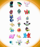 Pokemon Batch (Basic) 1 by trehman