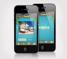 Tropica - Application by vlahall