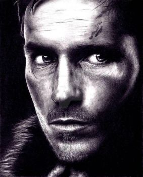 Jim Caviezel - PERSON OF INTEREST on CBS.com by Doctor-Pencil