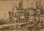 Forge Town by SpaceCowSmith
