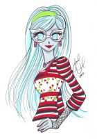Monster High Ghoulia by AnimeJanice