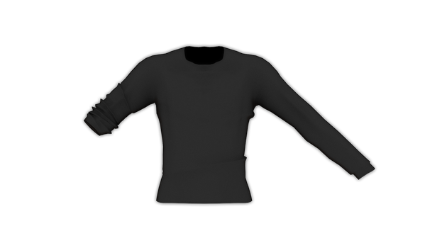 Male Sexy Shirt DL by Stylc