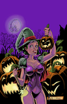 Halloween Poster 18 by wayneabrown35