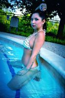 Cherries in the pool 1 by nikkivicious