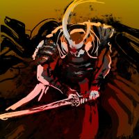 spitpaint 45 - The untamed blade by mariofernandes