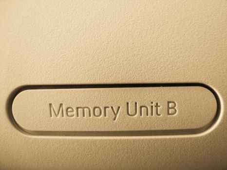 Memory Unit B by ahmedcool