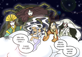 A:TLA - Not Very Attractive by TobuIshi
